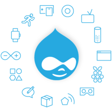 Drupal webesign and development services