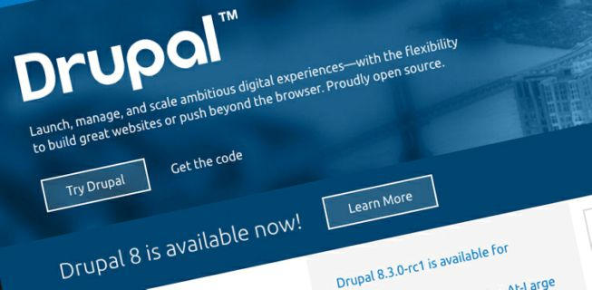 Hire Drupal developers for Security updates and custom code